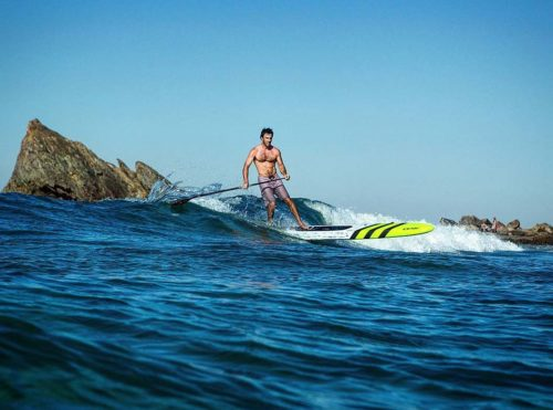 (FLATWATER/TOURING BOARDS)